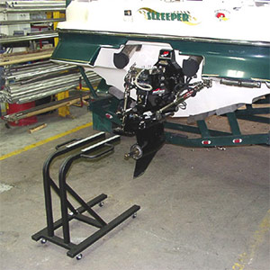 Motor Stand